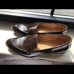 Everlane Modern Loafer Flats Brown Sz 7